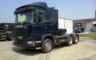 Scania r500 (тягач 6×4) цена и характеристики, фотографии и обзор