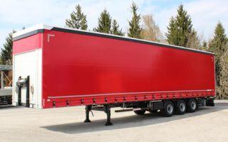 Прицепная техника для грузовых автомобилей – цены и характеристики, фотографии и обзоры
