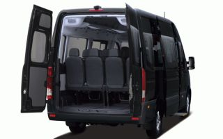 Hyundai h350 minibus – характеристики и цены, фотографии и обзор