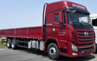 Hyundai xcient 4х2 (тягач): цена и характеристики, фотографии и обзор