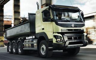 Volvo fmx (2018-2019) характеристики и цена, фотографии и обзор