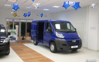 Peugeot (коммерческий транспорт): цены и характеристики, фотографии и обзоры