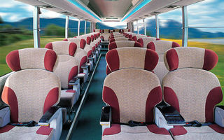 Вахтовые автобусы (всех марок): характеристики и цены, фотографии и обзоры