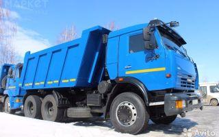 Камаз-65115 (дореформенный самосвал) характеристики и цена, фотографии и обзор