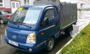 Hyundai porter ii – цены и характеристики, фотографии и обзор