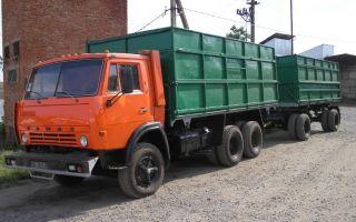 Камаз-55102: характеристики и цены, фотографии и обзор