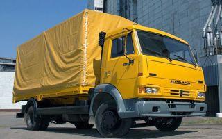 Камаз 4308-а3: цена и характеристики, фотографии и обзор