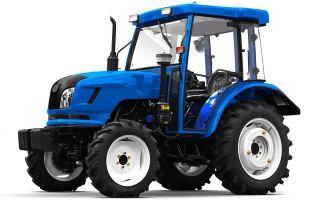 Российские тракторы (всех марок): цены и характеристики, фото и отзывы