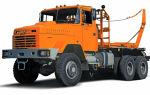 Краз-64372-2 (лесник) цена и характеристики, фотографии и обзор