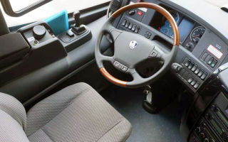 Scania-лиаз voyage (l): цены и характеристики, фотографии и обзор
