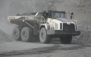 Отзывы владельцев terex ta400