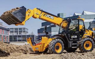 Jcb 540-140: цены и характеристики, фотографии и обзор