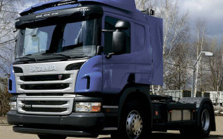 Scania p360 (тягач 4×2) цена и характеристики, фотографии и обзор