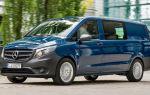 Mercedes-benz vito van (w447) характеристики и цены, фотографии и обзор