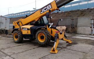 Jcb 540-170: цены и характеристики, фотографии и обзор