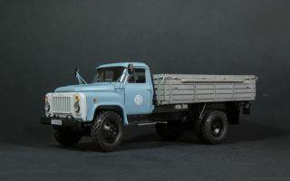 Газ-53: технические характеристики и цена, фотографии и обзор
