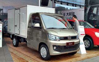 Китайские производители коммерческих автомобилей (транспорта) и техники