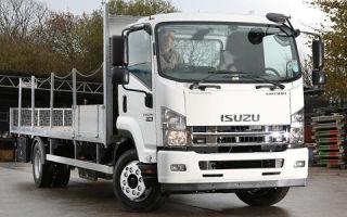 Isuzu forward 18.0: цены и характеристики, фотографии и обзор