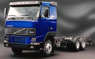Volvo fh (1993-2002) характеристики и цена, фотографии и обзор