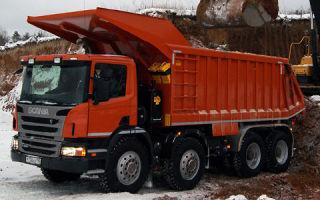 Scania g440 (самосвал 8×4) цена и характеристики, фотографии и обзор