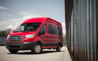 Ford transit 6 (цены, технические характеристики и фотографии)