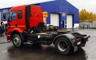 Ford cargo (цены, характеристики и отзывы о грузовиках)