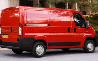Citroen jumper 2 van (2006-2014) характеристики и цены, фотографии и обзор
