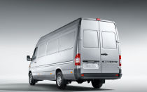 Mercedes-benz sprinter classic bus: цена и характеристики, фотографии и обзор