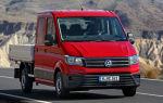 Volkswagen crafter van (2018-2019) характеристики и цена, фотографии и обзор