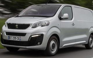 Peugeot expert van (2018-2019) характеристики и цена, фотографии и обзор