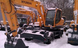 Hyundai r140w-9s: характеристики и цены, фотографии и обзор