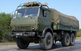 Камаз-4310 (бортовой) характеристики и цена, фотографии и обзор