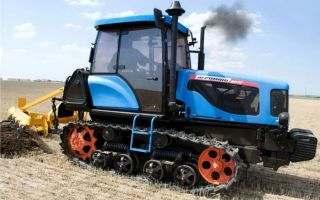 Гусеничные тракторы (всех марок): цены и характеристики, фото и отзывы