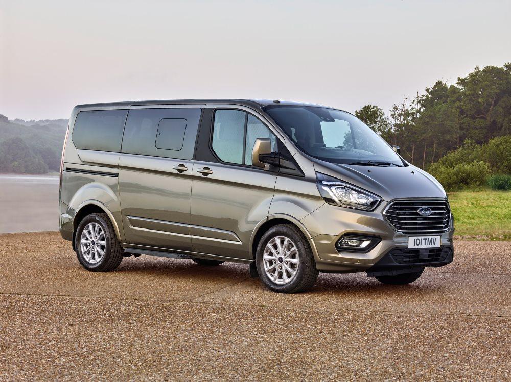 Ford tourneo custom - цена и характеристики, фотографии и обзор